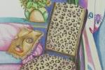 fein_The Lion Pillow