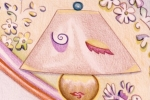 fein_winkinglampshade_color pencil
