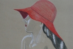 Malo with Red Hat