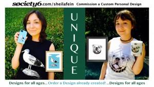 Sheila Fein Fantasy Pop Design